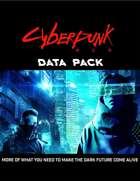 Cyberpunk RED Data Pack
