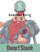 Filler Spot Art - Dwarf - by Samantha Darcy