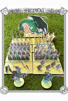 Shieldwall Elf Army Pack!