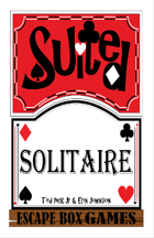 Suited: Solitaire - A Solo Supplement for Suited: RPG