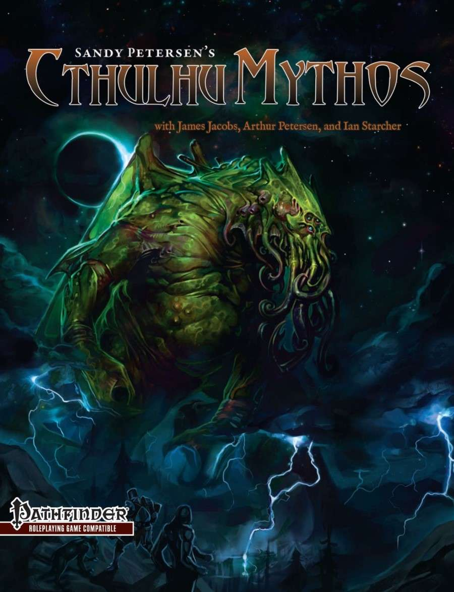 Sandy Petersen's Cthulhu Mythos - Pathfinder