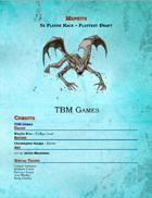 Monstrous Races - Mephits