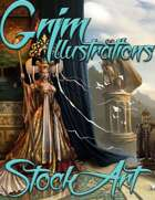 Elite Fantasy Stock Art - Empress
