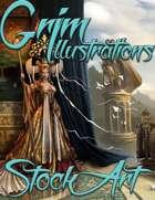 Elite Fantasy Stock Art - Empress