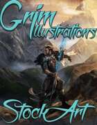 Elite Fantasy Stock Art - Wilderness Monk