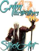 Basic Fantasy Stock Art - Elf Warrior (torso)