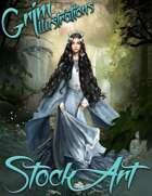 Elite Fantasy Stock Art - Elven Princess