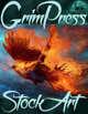 Premium Fantasy Stock Art - Phoenix #1