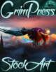 Premium Fantasy Stock Art - Phoenix #2