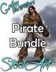 Premium Pirate Stock Art [BUNDLE]