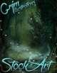Standard Fantasy Stock Art - Forest Scenes (Backgrounds)