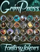 Fantasy Token Pack 2