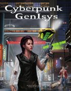 Cyberpunk GenIsys Hardcover [BUNDLE]