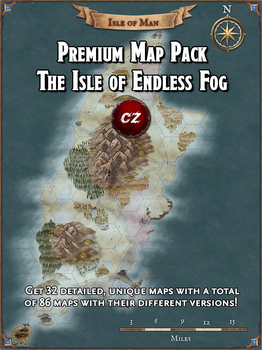 Premium Map Pack The Isle of Endless Fog