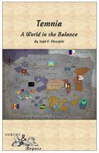 Temnia A World in the Balance