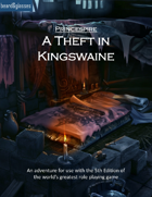 A Theft in Kingswaine (5e)