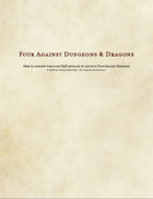 Four Against Dungeons & Dragons