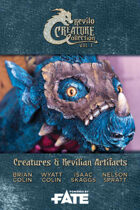 Creatures & Revilian Artifacts – Fate