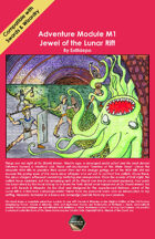 Cover of M1 Jewel of the Lunar Rift