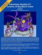 Tyranny of the Black Tower