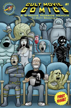 Cult Movie Comics #1