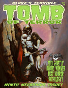 TOMB of Terror #9