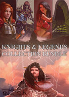 The Knights & Legends Collection [BUNDLE]
