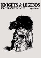 Knights & Legends Ezorian Diseases Supplement