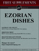 New Horizon: Ezorian Dishes Vol. 2