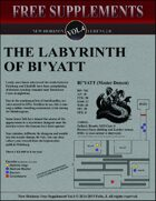 New Horizon: The Labyrinth of Bi'Yatt