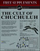New Horizon: The Cult of Chuchuluh