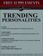New Horizon: Trending Personalities Vol. 11