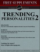 New Horizon: Trending Personalities 2 Vol. 12