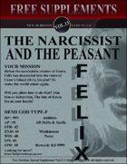 New Horizon: The Narcissist & The Peasant Vol. 13