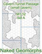 Cavern-Tunnel Passage (small cavern) Set A (M1-12A)