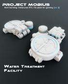 3D Printable Water Treatment Facility