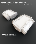 3D Printable War Room