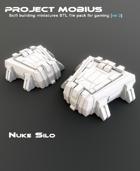 3D Printable Nuke Silo