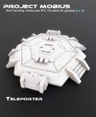 3D Printable Teleporter