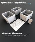 3D Printable Civilian Building