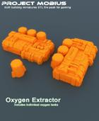 3D Printable Oxygen Extractor