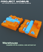 3D Printable Warehouse