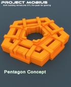 3D Printable Pentagon Concept