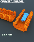 3D Printable Ship Yard