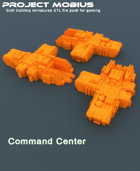 3D Printable Command Center
