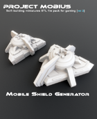 3D Printable Mobile Shield Generator