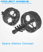 3D Printable Space station