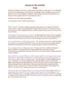 ROTA: Realms of the Ancients FAQ
