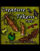 Creature Tokens Pack 1
