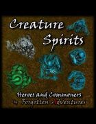 Creature Spirits Pack 2